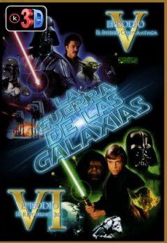 Star Wars 6 El retorno del Jedi (3D)