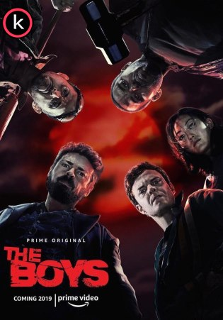 the_boys - Serie por torrent