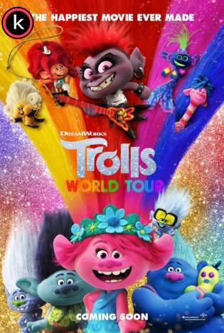 Trolls 2 Gira mundial por torrent