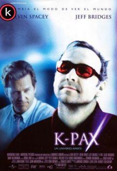 K-Pax un universo aparte por torrent
