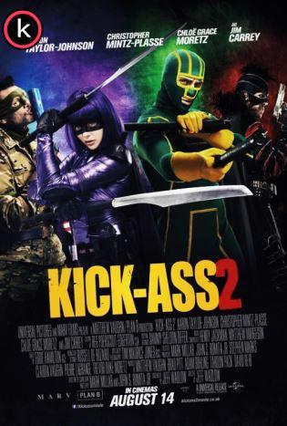 Kick Ass 2 con un par por torrent