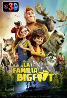 La Familia Bigfoot (3D)