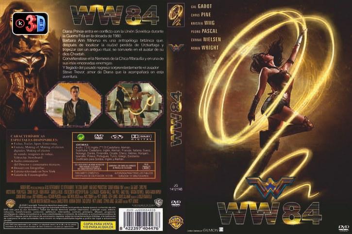 Wonder Woman 1984 (2020) BDrip 1080 Inaki (3D)