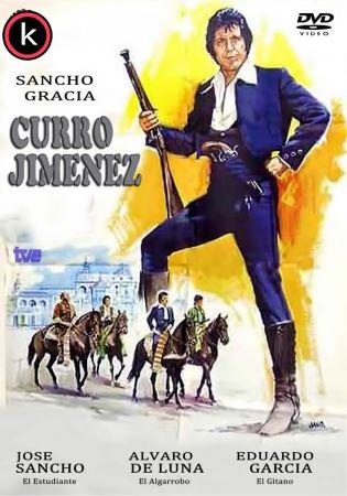 Curro Jiménez (Serie de TV) por torrent