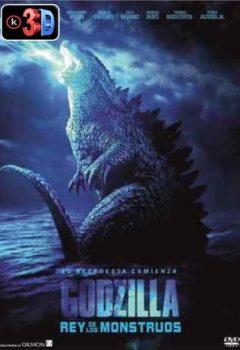 Godzilla rey de los monstruos (3D)