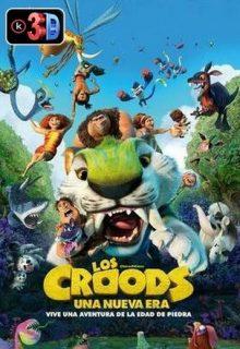 Los Croods 2 una nueva era (3D)