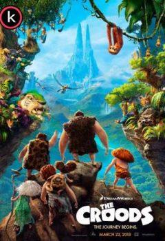 Los Croods Una aventura prehistorica por torrent