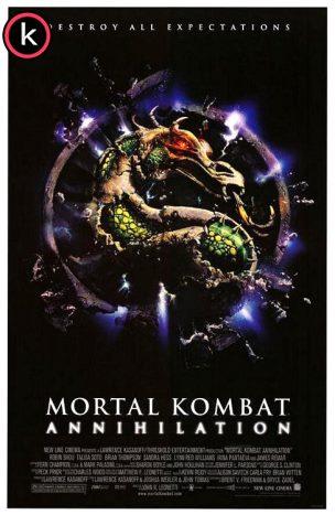 Mortal combat aniquilacion por torrent