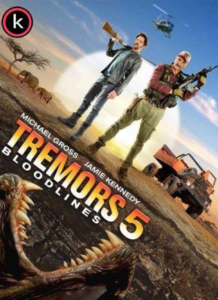 Temblores 5 el legado por torrent