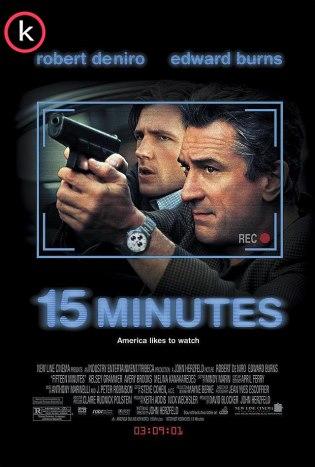 15 minutos por torrent