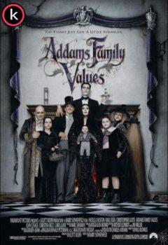 La Familia Addams La Tradición Continúa por torrent