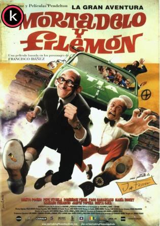 La gran aventura de Mortadelo y Filemon por torrent