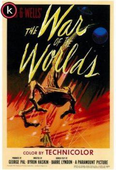 La guerra de los mundos 1953 por torrent