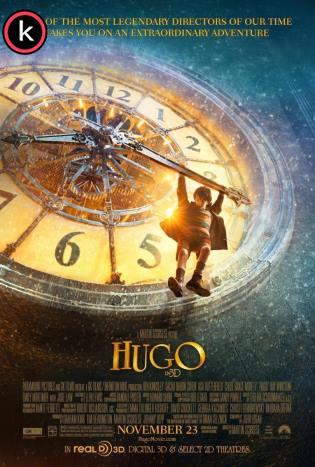 La invencion de Hugo por torrent