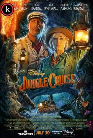 Jungle Cruise por torrent
