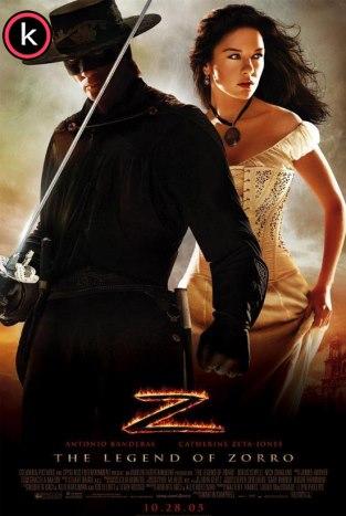 La leyenda del Zorro por torrent