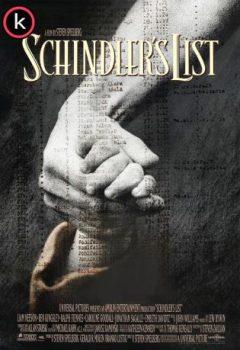 La lista de Schindler por torrent