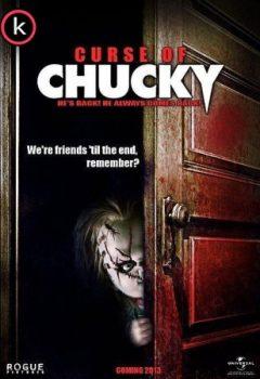 La maldicion de Chucky por torrent