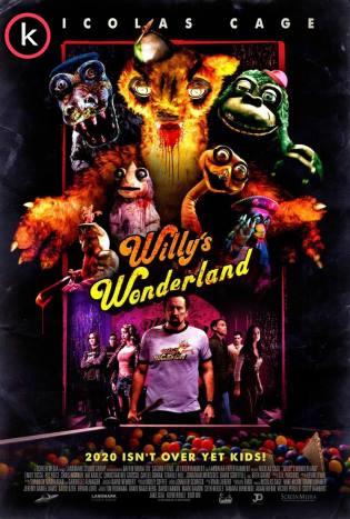 Willys Wonderland por torrent