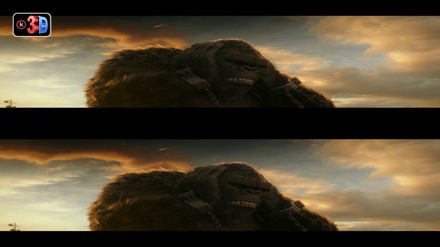 Godzilla vs. Kong 2021 (3D)