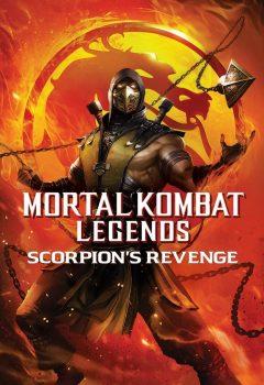 Mortal Kombat Legends por torrent