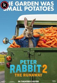 Peter Rabbit 2 A la fuga por torrent