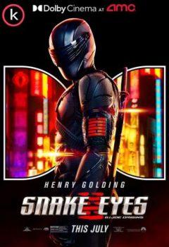 Snake Eyes El origen por torrent