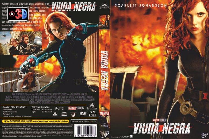 Viuda Negra (3D)