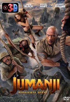 Jumanji Siguiente nivel (3D)
