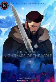 The witcher la pesadilla del lobo por torrent
