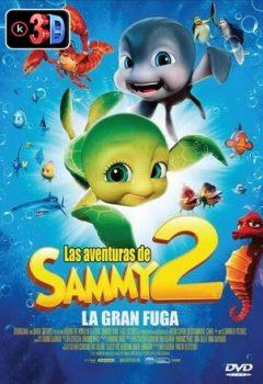 Las aventuras de Sammy 2 2012 (3D)