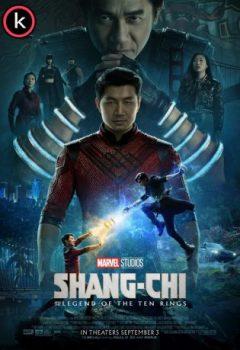 Shang-Chi y la leyenda de los diez anillos por torrent