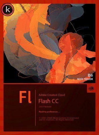 Adobe Flash Professional CC 2015 v15.0.0.173