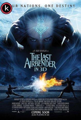 Airbender el ultimo guerrero por torrent