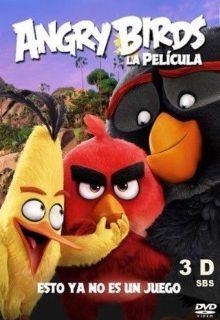 Angry Birds La pelicula (3D)
