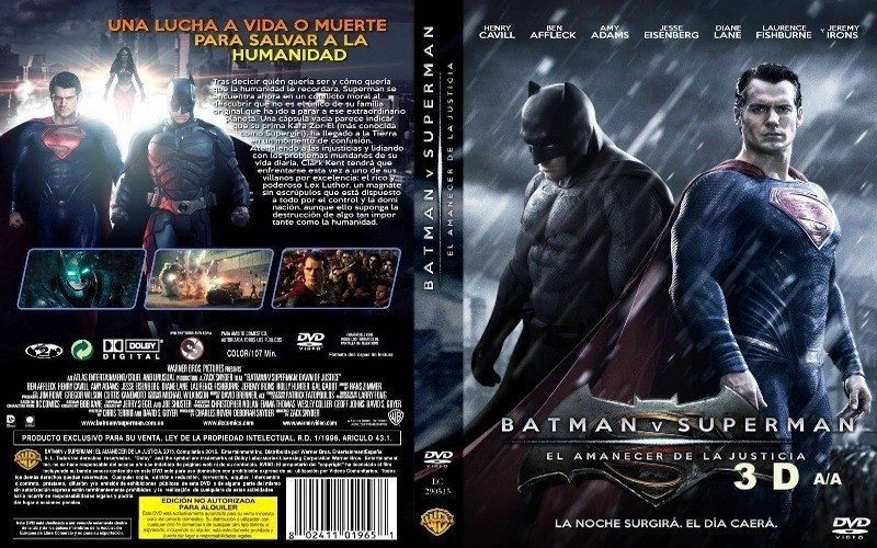 Batman-Superman foro