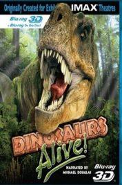 Dinosaurios Alive (3D)