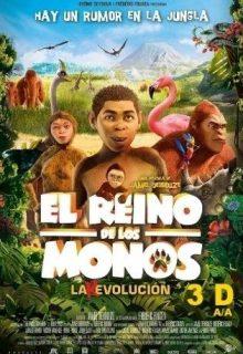 El reino de los monos (3D)