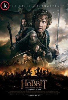 El Hobbit 3 La batalla de los cinco ejércitos