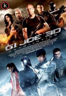 G.I. Joe 2 La venganza (HDrip)
