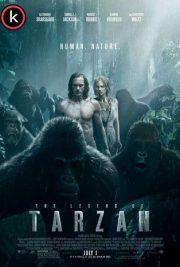 La leyenda de Tarzan por torrent