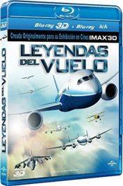 Leyendas del vuelo (3D)