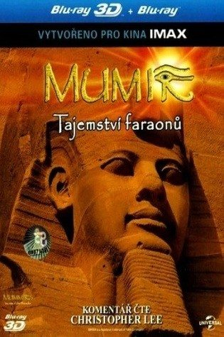 Momias el secreto de los Faraones