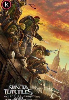 Ninja Turtles 2 Fuera de las sombras por torrent