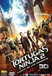 Ninja Turtles 2 Fuera de las sombras (3D)