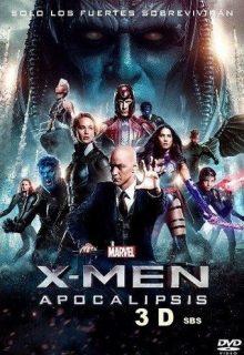 X-Men Apocalipsis (3D)