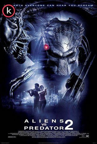 Alien vs. Predator 2 por torrent