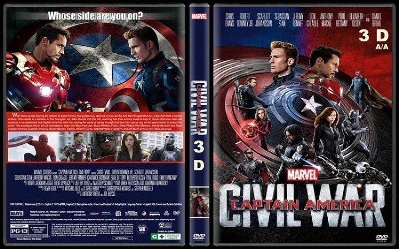capitan america civil foro