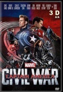 Capitan America civil war (3D)