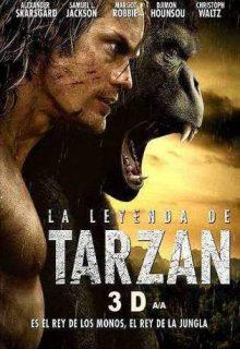 La leyenda de Tarzan (3D)